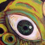 'Monsters: New Works by Neil Fenton' presented by Kreuser Gallery at Kreuser Gallery, Colorado Springs CO