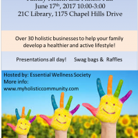 Free Family Health and Fitness Fair