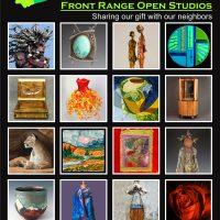 Front Range Open Studios Tour Weekend presented by Front Range Open Studios at ,