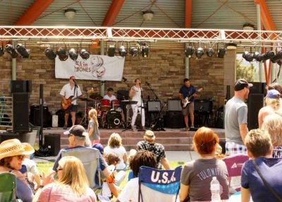 Limbach Live on the 4th of July! presented by Town of Monument at Limbach Park, Monument CO