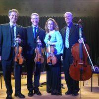 MacLaren Quartet Concert