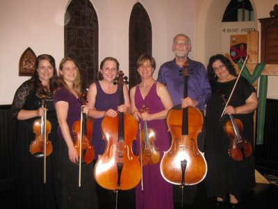 Manitou Chamber Music Festival presented by Colorado Springs Youth Symphony at St. Andrew's Episcopal Church, Manitou Springs CO