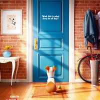 Monument Summer Movie Nights: 'The Secret Life of Pets' presented by Town of Monument at Monument Marketplace Clock Tower, Monument CO