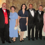 Murder Mystery Interactive Dinner 'Dead on the Fourth of July' presented by Red Herring Productions at Briarhurst Manor Estate Restaurant, Manitou Springs CO