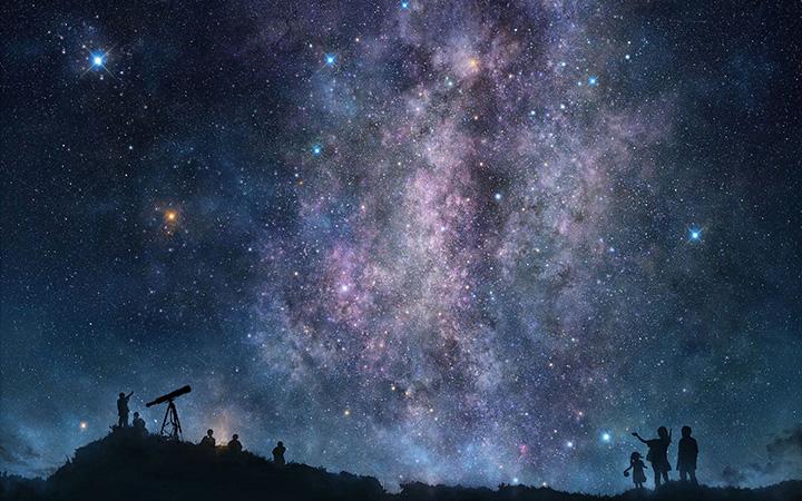 night sky program   u0026 39 what u2019s up tonight  u0026 native american