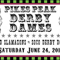 Pikes Peak Derby Dames Slamazons vs. SoCo Derby Dollz