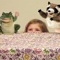 Story Time with Puppets presented by Fountain Creek Nature Center at Fountain Creek Nature Center, Fountain CO