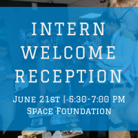 Summer Intern Welcome Reception