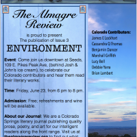 'The Almagre Review,' Issue 3: Launch and Live Reading