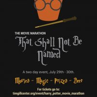 The Movie Marathon That Shall Not Be Named