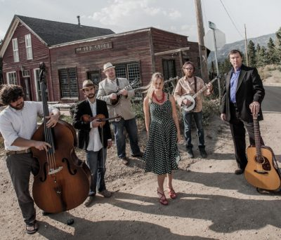 Woodland Music Series: Acme Bluegrass and Ragged Union presented by Woodland Music Series at Ute Pass Cultural Center, Woodland Park CO