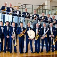 Woodland Music Series: Rick Blessing and the USAFA Falconaires