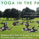 Yoga in the Park presented by  at ,
