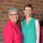 Music on the Labyrinth: Voices Three presented by  at First Christian Church, Colorado Springs CO
