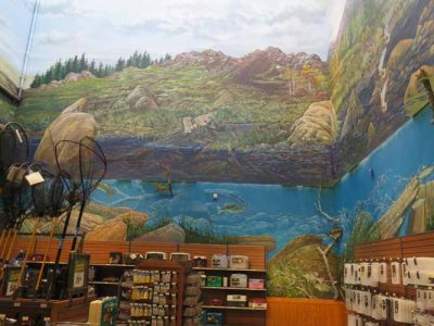 Bass Pro Shop: Aquatic Sports