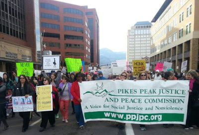 Pikes Peak Justice and Peace Commission
