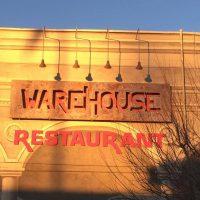 Warehouse Restaurant & Gallery located in Colorado Springs CO