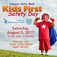 6th Annual Kids First Safety Day