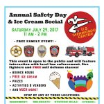 Annual Safety Day and Ice Cream Social presented by  at ,