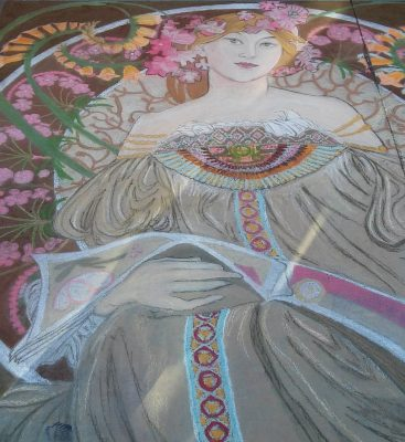 Call for Art: Sidewalk Chalk Festival presented by Peak Radar Live: Colorado Springs Dance Theatre at PPLD - Cheyenne Mountain Library, Colorado Springs CO