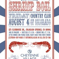 Cheyenne Village 8th Annual Shrimp Boil & S'mores