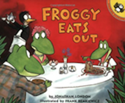 Children's History Hour: Froggy Eats Out