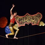 Circus of the Night: 'The Flapper Follies' presented by Millibo Art Theatre at ,