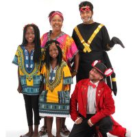 The Jungle Book and Tales of Tails! presented by Dragon Theatre Productions at PPLD -Library 21c, Colorado Springs CO