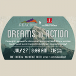 Dreams to Action presented by  at The Mining Exchange, a Wyndham Grand Hotel, Colorado Springs CO