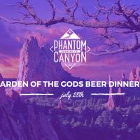 Garden of the Gods Beer Dinner