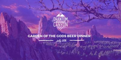 Garden of the Gods Beer Dinner presented by Peak Radar Live: Colorado Springs Dance Theatre at Phantom Canyon Brewing Co., Colorado Springs CO