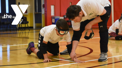 Goalball Clinic presented by YMCA of the Pikes Peak Region at Southeast & Armed Services YMCA, Colorado Springs CO