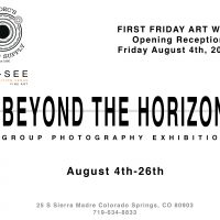Group Photography Exhibit: 'Beyond The Horizon' presented by Cloutier Fotographic at ,
