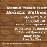 Holistic Wellness Event presented by  at ,
