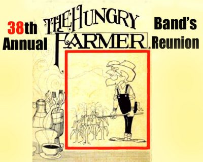 Hungry Farmer Bands' Annual Thanksgiving Reunion...