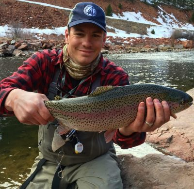 Intro to Fly Tying presented by ArtPOP Series: A Conversation with Vanessa Little at COCO Crafted, Colorado Springs CO