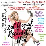 Rockabilly Heat Classic Car Show & Pinup Contest presented by  at ,