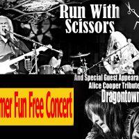 Run with Scissors and Dragontown Dan