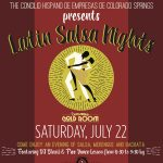 Salsa Night presented by  at The Gold Room, Colorado Springs CO