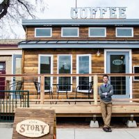 Story Coffee Open House & Dessert Night presented by Peak Town Square: June First Friday Live at Acacia Park, Colorado Springs CO