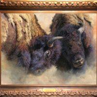 Bonnie Marris presented by Broadmoor Galleries at Broadmoor Galleries - Western, Wildlife and Sporting Gallery, Colorado Springs CO