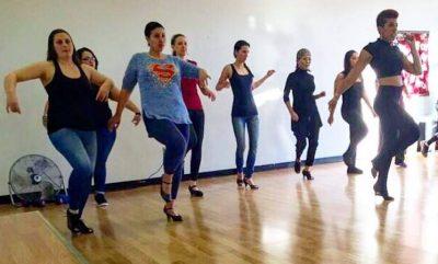 Networking, Wine, and Salsa Dance