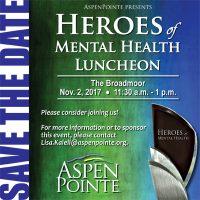 Heroes of Mental Health Luncheon
