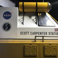 Scott Carpenter Station: Mission to Europa Exhibit Opening