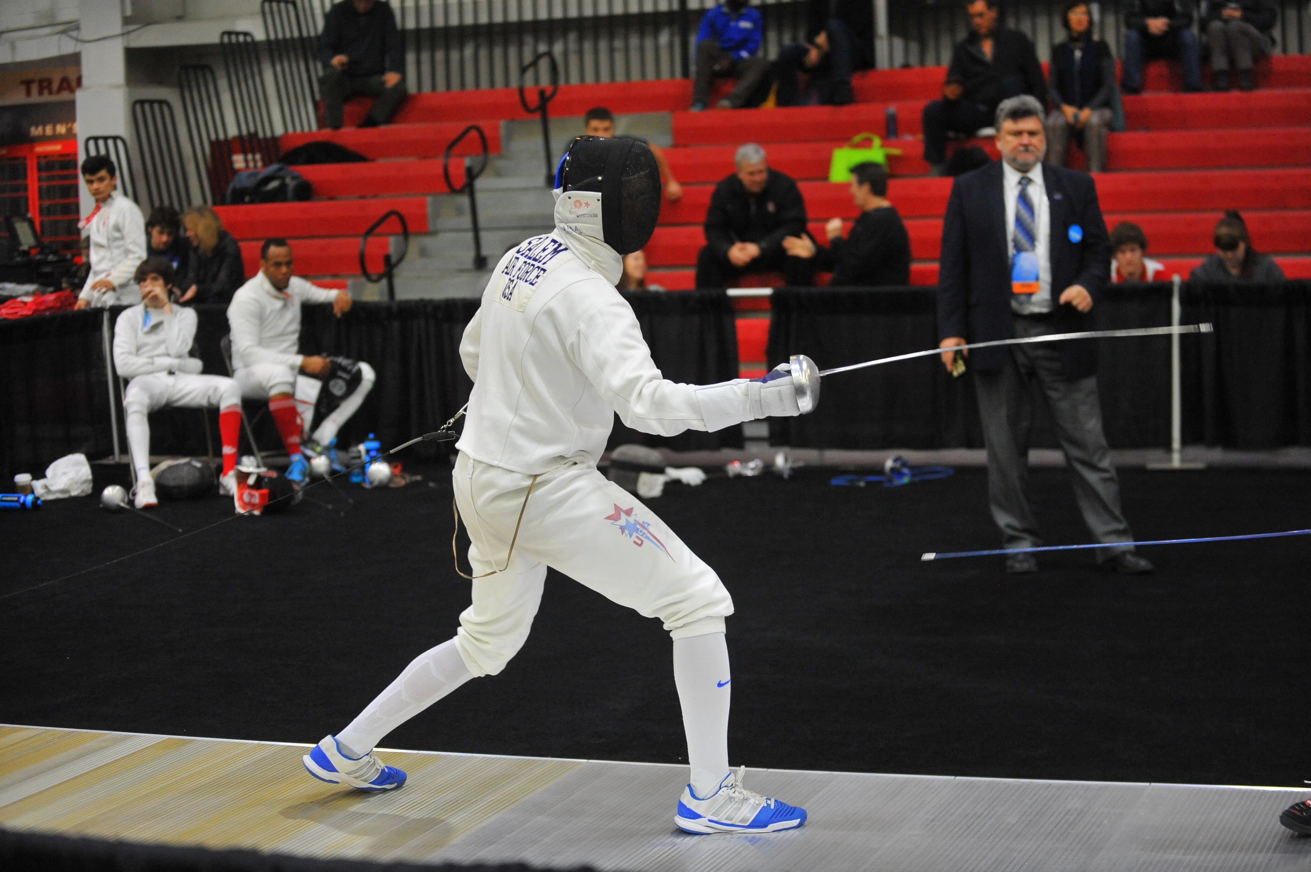 Learn The Olympic Sport Of Fencing Presented By Front