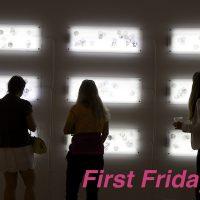 September First Friday Artist Talks