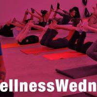WellnessWednesday: Meditation + Yoga