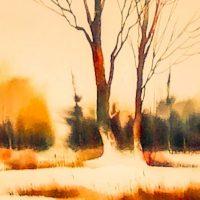 Fall Beginning Watercolor Class