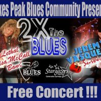 Two Times the Blues Showcase