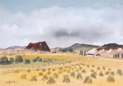 FAC Legacy Series: Adolf Dehn and the American Land presented by Colorado Springs Fine Arts Center at Colorado College at Colorado Springs Fine Arts Center at Colorado College, Colorado Springs CO